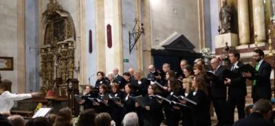 Comparte Talavera Coro Quadrivium
