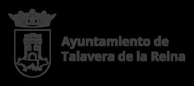 Talavera-de-la-Reina-Logo-Lineart-Gray