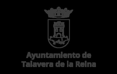 Talavera-Comparte-Talavera-de-la-Reina-Logo-Lineart-Grey-Center-Talavera-Comparte